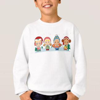 Winter Sweatshirt for kids - Wear it all winter!