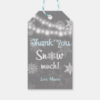 Winter thank you Snow much favor tags Boy Blue