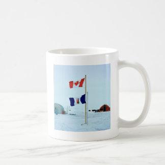 Winter The North Pole Mugs