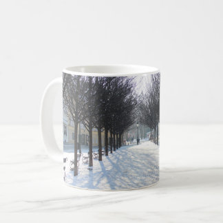 Winter Tree's in Prague (czech republic) Coffee Mug
