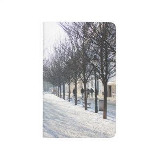Winter Tree's in Prague (czech republic) Journal
