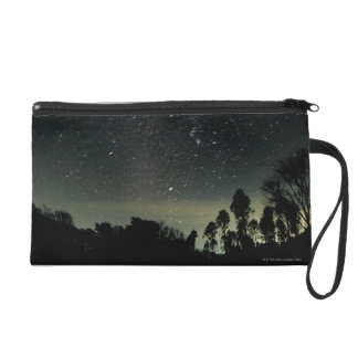 Winter Triangle of Stars Wristlet