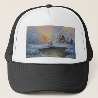 Winter Trucker Hat