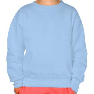 Winter Twigs Pullover Sweatshirt