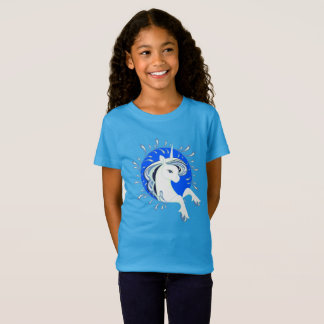 Winter Unicorn T-Shirt