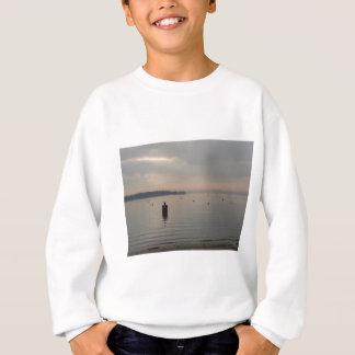 Winter view of Poole Harbour. Sweatshirt