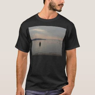 Winter view of Poole Harbour. T-Shirt