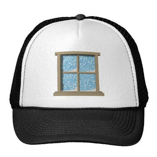 Winter Watching Trucker Hat