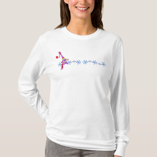Winter Wishes Snowbuddy T-Shirt