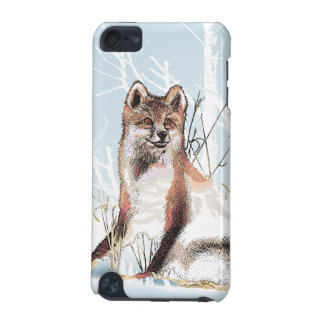 Winter Wolf iPod Touch (5th Generation) Cover
