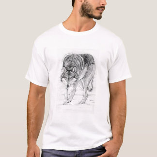 Winter Wolf Hunting T-Shirt