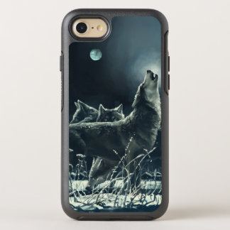 Winter Wolves OtterBox Symmetry iPhone 8/7 Case