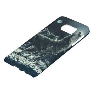 Winter Wolves Samsung Galaxy S7 Case