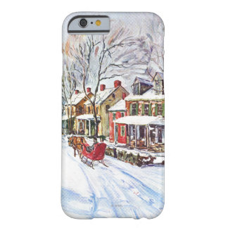Winter Wonderland Barely There iPhone 6 Case
