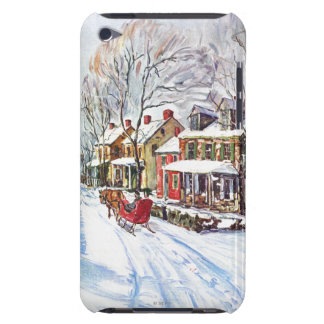 Winter Wonderland Barely There iPod Case