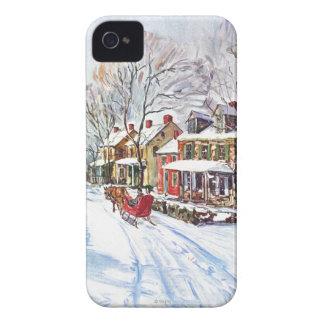Winter Wonderland Case-Mate iPhone 4 Case