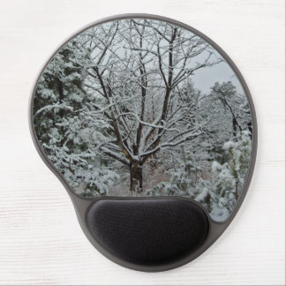 Winter Wonderland Gel Mouse Mat