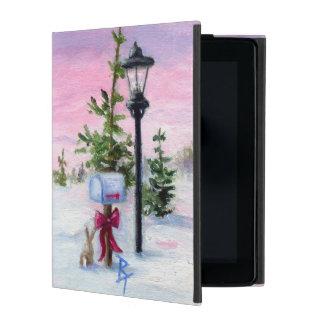 Winter Wonderland iPad Covers