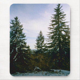 Winter Wonderland Mouse Mat