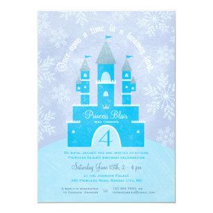 Winter Wonderland Invitations Announcements Zazzlecouk