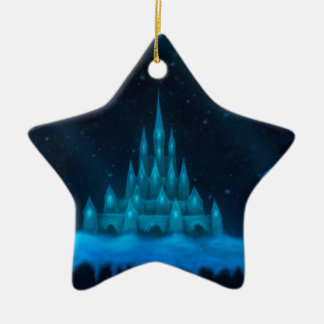winter world holiday fantasy christmas ornament
