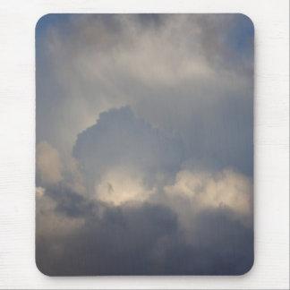 winterclouds mspad mouse pad