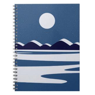 Winterland Notebook