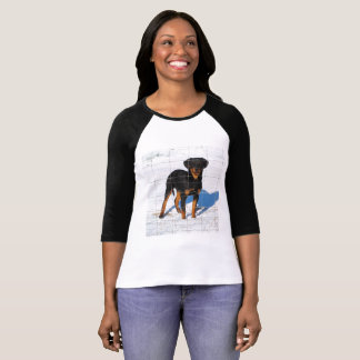 Winterland Rottweiler Shirt