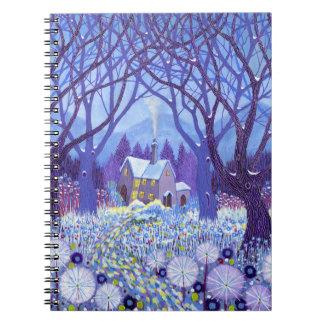 Winterlands 2012 notebook