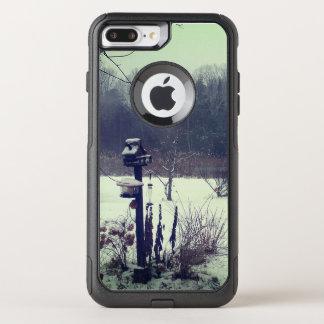 Winter's Beauty OtterBox Commuter iPhone 8 Plus/7 Plus Case