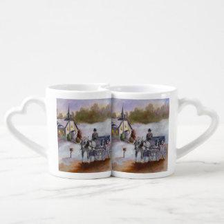 Winter's Dream Lovers Mug