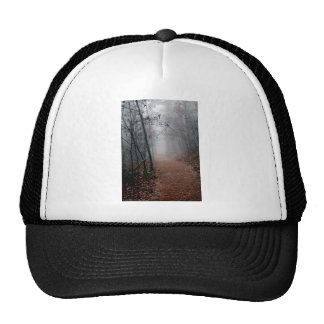 Winters Fog - No End in Sight on the Trail Gifts Cap