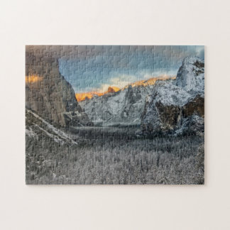 Winter's Mark Jigsaw Puzzle