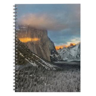 Winter's Mark Notebook
