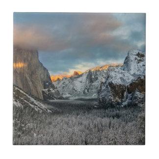 Winter's Mark Tile