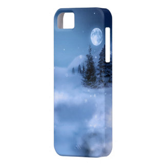 Winter's Night iPhone 5 Cover