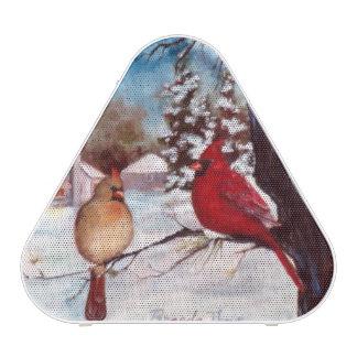 Winter's Serenity Cardinal
