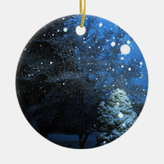 Winter's Tale Holiday Ornament