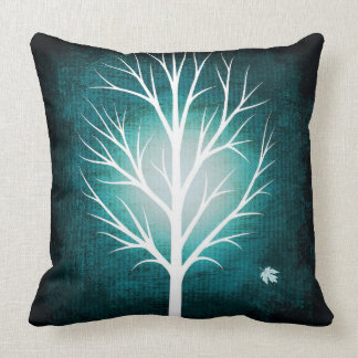 Winter's Tree Pillow