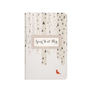 Winter's Walk Pocket Journal