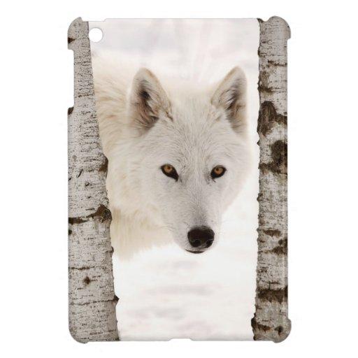 Winter's Wolf iPad Mini Case