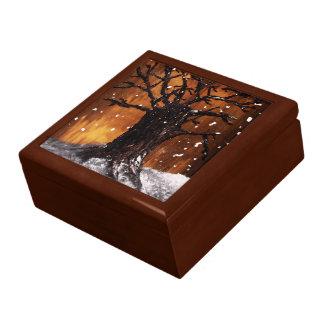 Wintertree 3 Keepsake Box