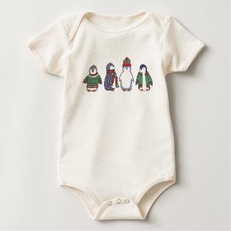 Wintery Penguins Friends T-Shirt