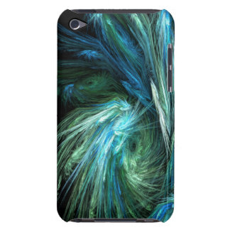 Wipe Out Abstract Digital Art iPod Touch Case-Mate Case