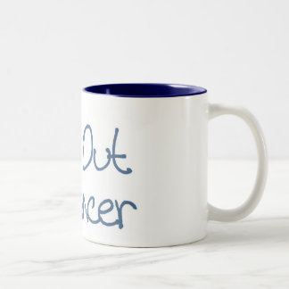 Wipe Out Cancer Mug