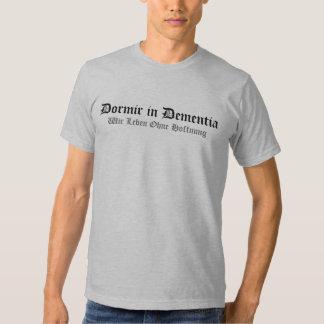 Wir Leben Ohne Hoffnung t-shirt