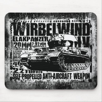 Wirbelwind Mousepad Mouse Pad