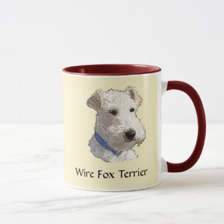 Wire Fox Terrier Art