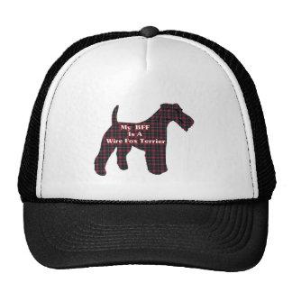 Wire Fox Terrier BFF Hat
