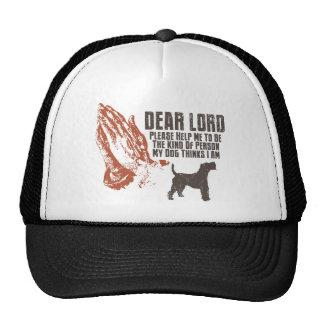 Wire Fox Terrier Mesh Hat